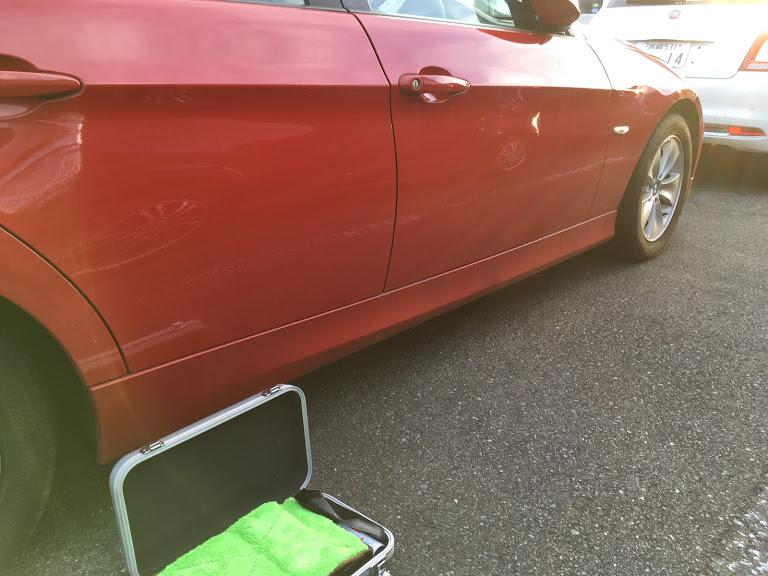 BMWのインロック